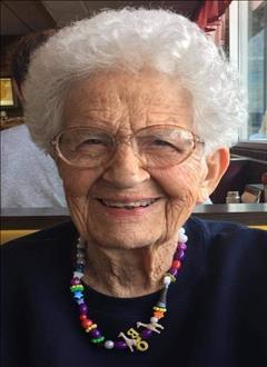 Betty D. Nagel